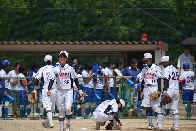 2013岡山東商業 ①_b0249247_23493781.jpg