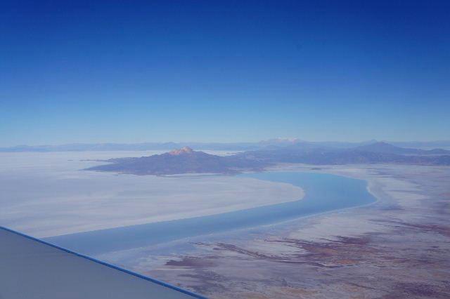 ボリビアの旅(36) ウユニ空港からラパス・エアアルト空港へ_c0011649_5195728.jpg