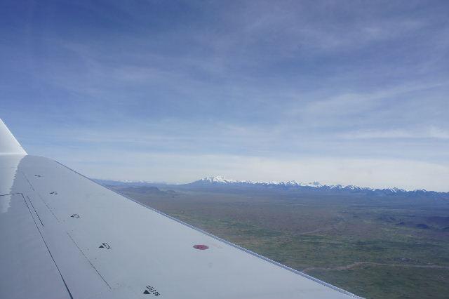 ボリビアの旅(36) ウユニ空港からラパス・エアアルト空港へ_c0011649_5205416.jpg