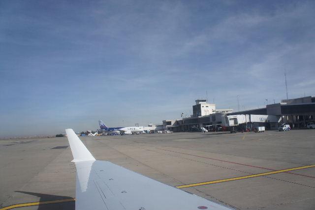 ボリビアの旅(36) ウユニ空港からラパス・エアアルト空港へ_c0011649_5252791.jpg