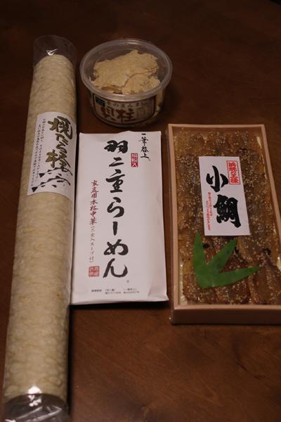 福井・敦賀でゲットした「一筆啓上 羽二重らーめん」を堪能~♪_a0004752_1935350.jpg