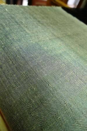 綾織りの紬着尺。_f0177373_20184244.jpg