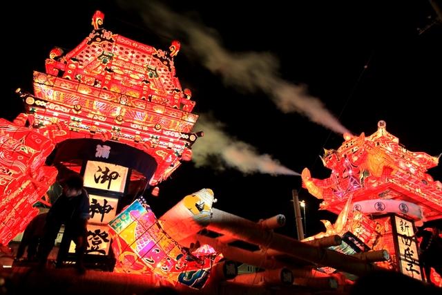 津沢夜高あんどん祭り 2013_c0196076_11125368.jpg