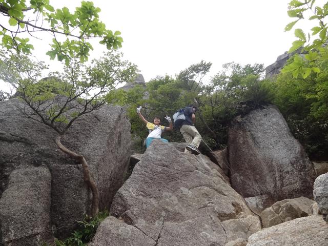 御在所岳を歩いた2013年の春_e0052012_10435455.jpg