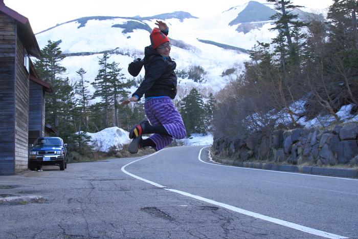 乗鞍でスキー_a0203733_1748472.jpg