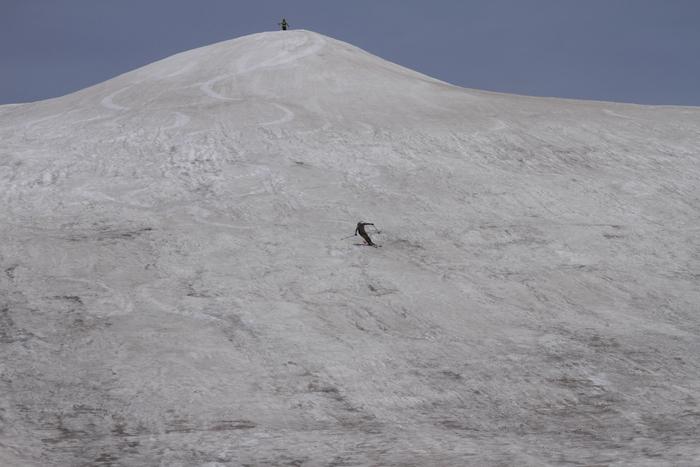 乗鞍でスキー_a0203733_17495933.jpg