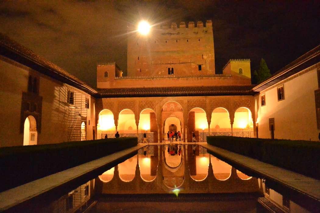 アルハンブラ宮殿 inグラナダ_d0086634_17274495.jpg
