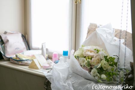 結婚式のブーケ。主役級の脇役?!_c0024345_6385456.jpg