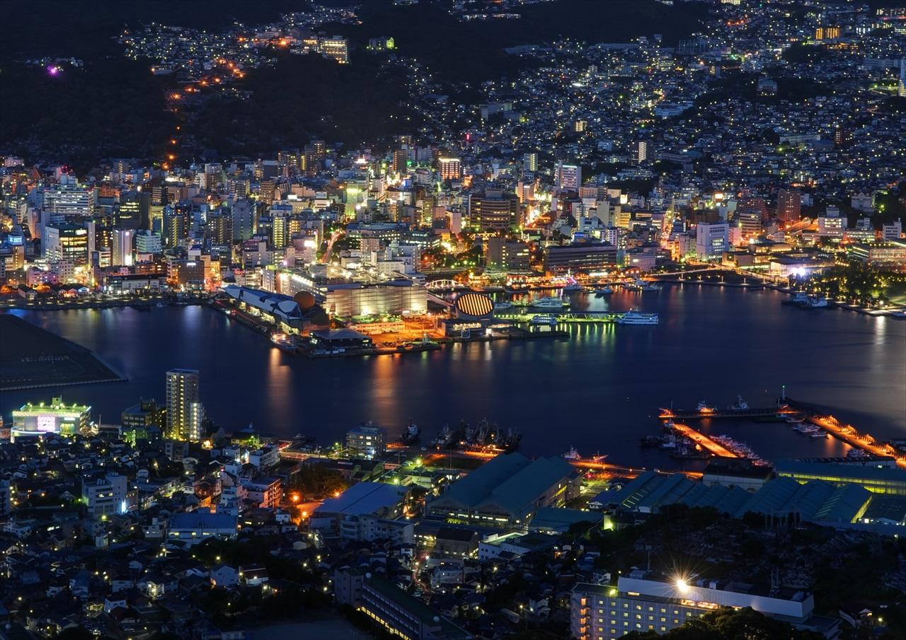 長崎の夜景 2_f0018464_1820096.jpg