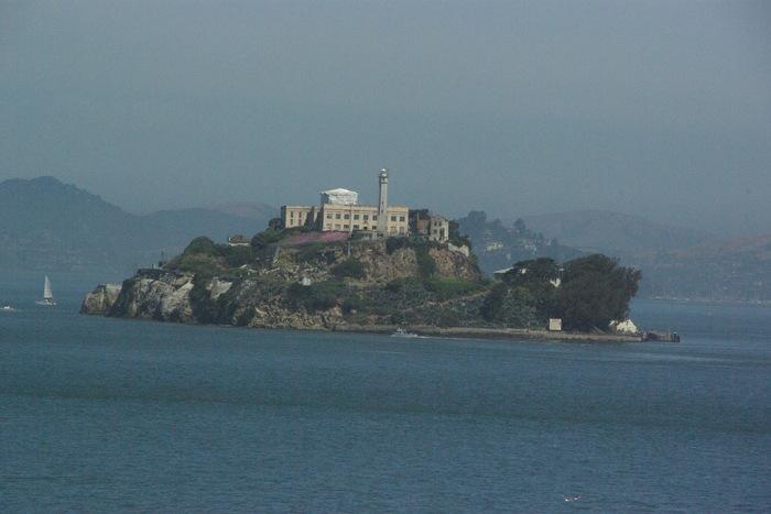 サンフランシスコ入港 Golden Gate Bridge, SF_e0140365_012090.jpg