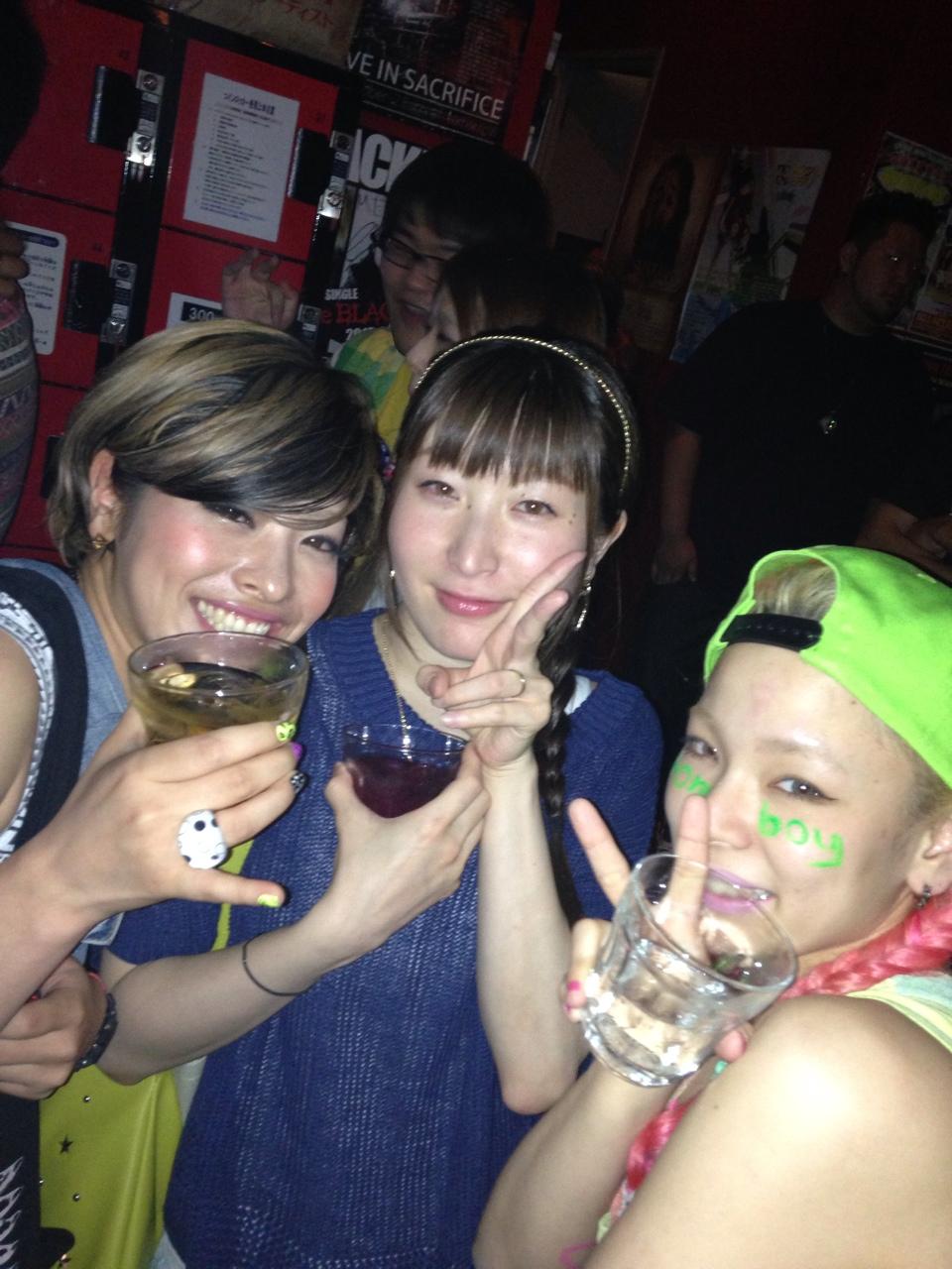 Fruitponchi特盛@渋谷Gameの事♪_d0072481_15574379.jpg