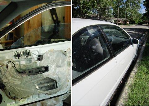 悲しい出来事と、車のDIY修理_b0253205_916398.jpg