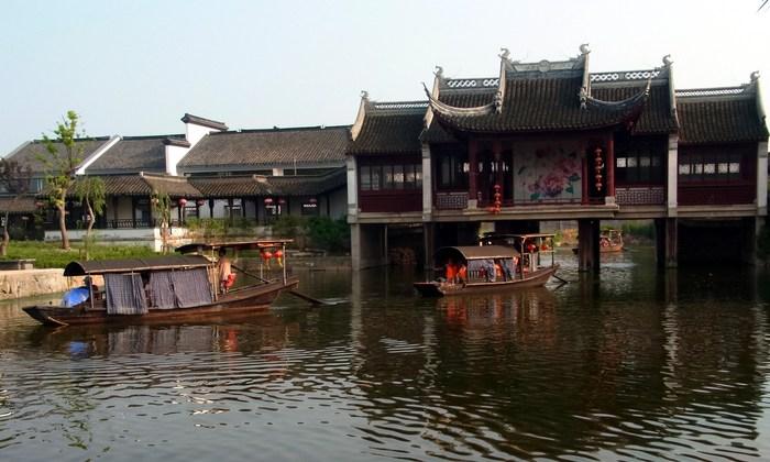 水郷古鎮、西塘_d0116009_11303534.jpg