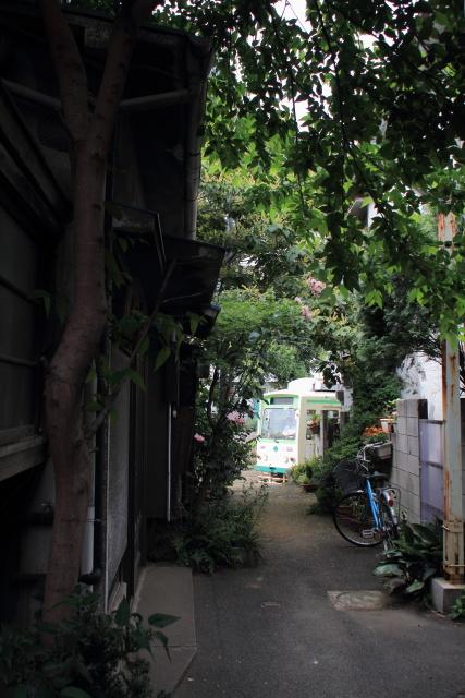 東池袋四丁目  いとしい踏み切り_b0061717_22394887.jpg