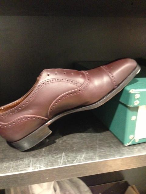 革靴を水洗い_b0226322_12553265.jpg