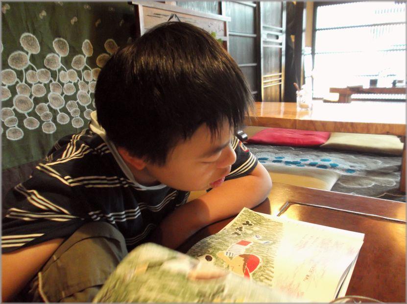 「奈良・・・古書喫茶ちちろさんで・・・」_d0133024_9233654.jpg