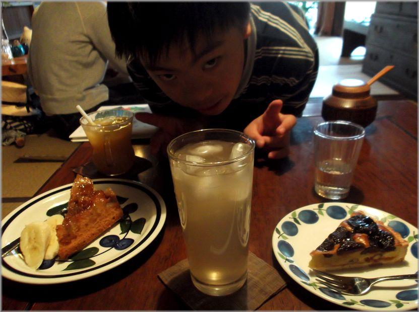 「奈良・・・古書喫茶ちちろさんで・・・」_d0133024_9245992.jpg