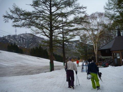【滑走レポ 2013.5.10】 12/13シーズン最終日@かぐら_e0037849_846557.jpg