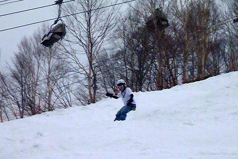 【滑走レポ 2013.5.10】 12/13シーズン最終日@かぐら_e0037849_8492211.jpg