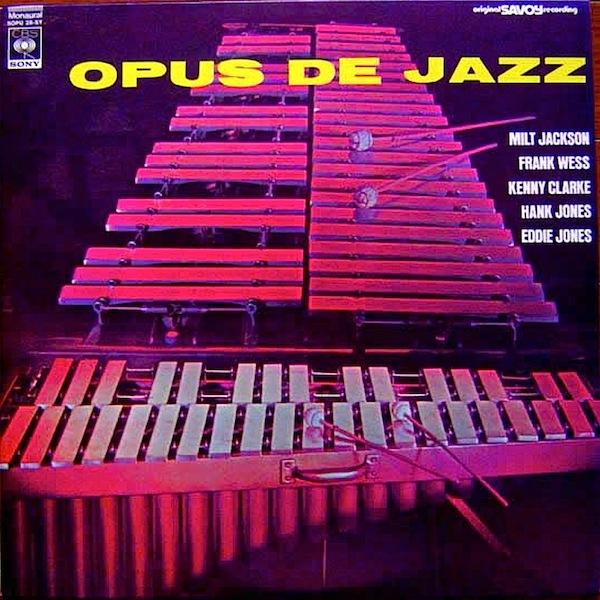 OPUS ONE#1 Opus de Funk_c0109850_9523438.jpg
