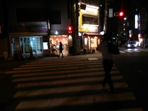 『夜の交差点』_a0075684_0462987.jpg