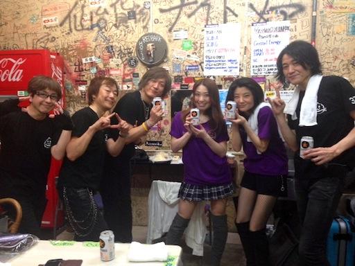 """Minami Kuribayashi Live Tour 2013""""TIGHT KNOT""""仙台公演 _f0143188_20342333.jpg"""
