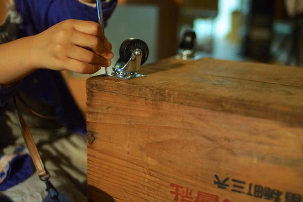 DIY|古い木箱の活用_f0120395_5474664.jpg