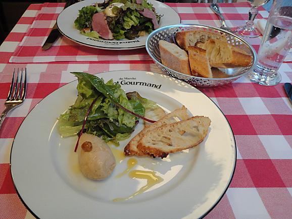 Bistrot Gourmandでディナー_e0230011_16464773.jpg