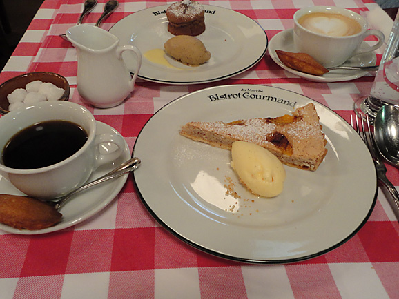 Bistrot Gourmandでディナー_e0230011_16524677.jpg