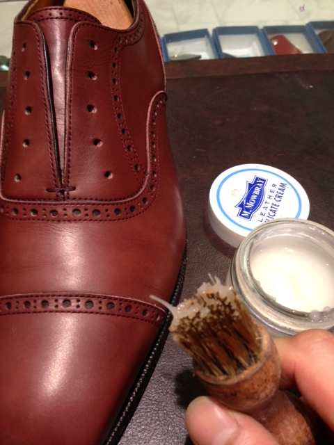 革靴を水洗い(パート2)_b0226322_16151648.jpg