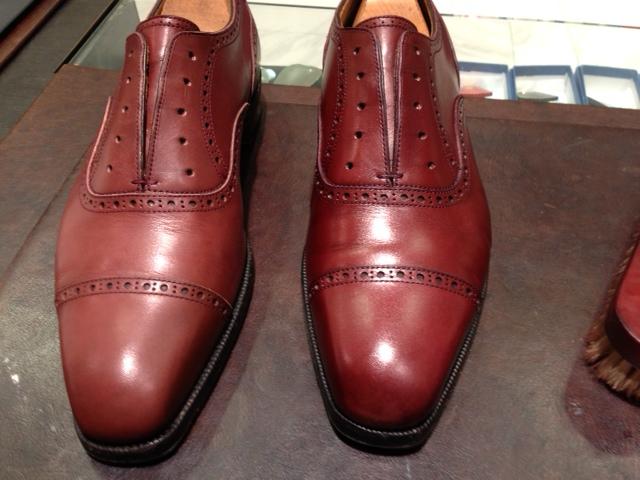 革靴を水洗い(パート2)_b0226322_16213452.jpg