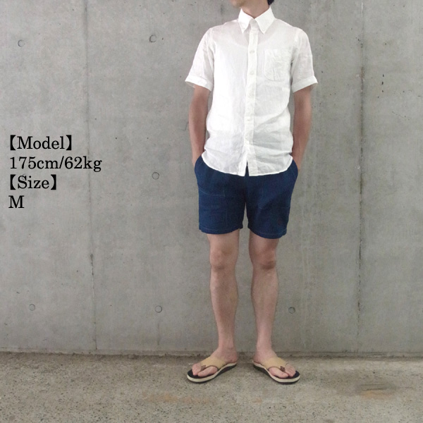 ◆Detail Pocket Dress Shorts_e0142928_20244950.jpg