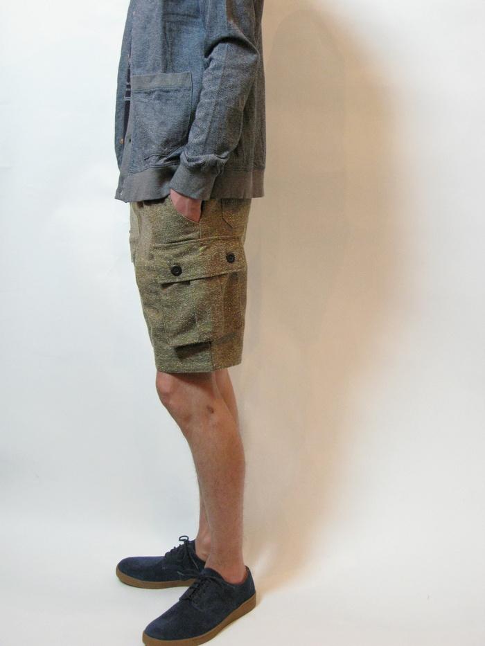 ◆Color Nep Cargo Shorts _e0142928_2125567.jpg