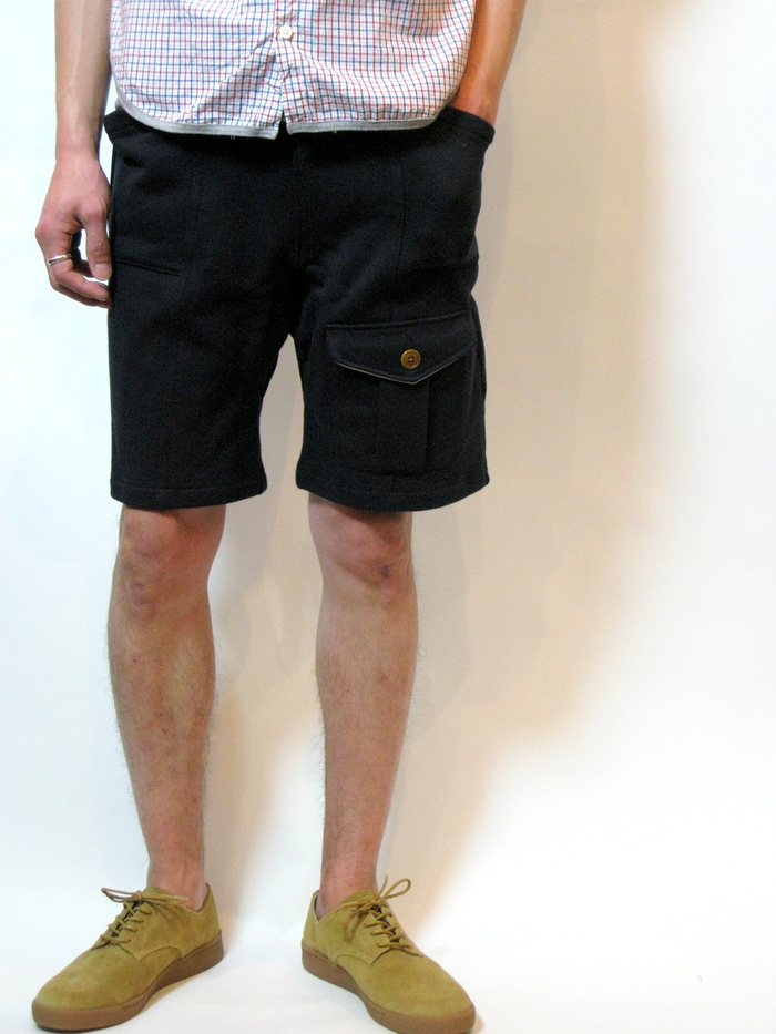 ◆ Sweat Cargo Shorts_e0142928_2142831.jpg