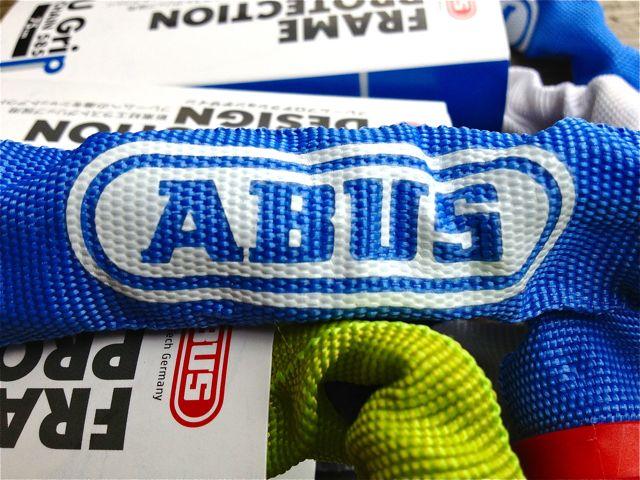ABUS new ラインナップ U Grip ライン ロック_b0212032_21302413.jpg