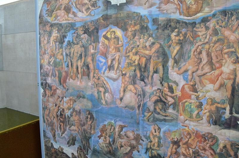 京都北山『陶板名画の庭』_e0237645_12502414.jpg