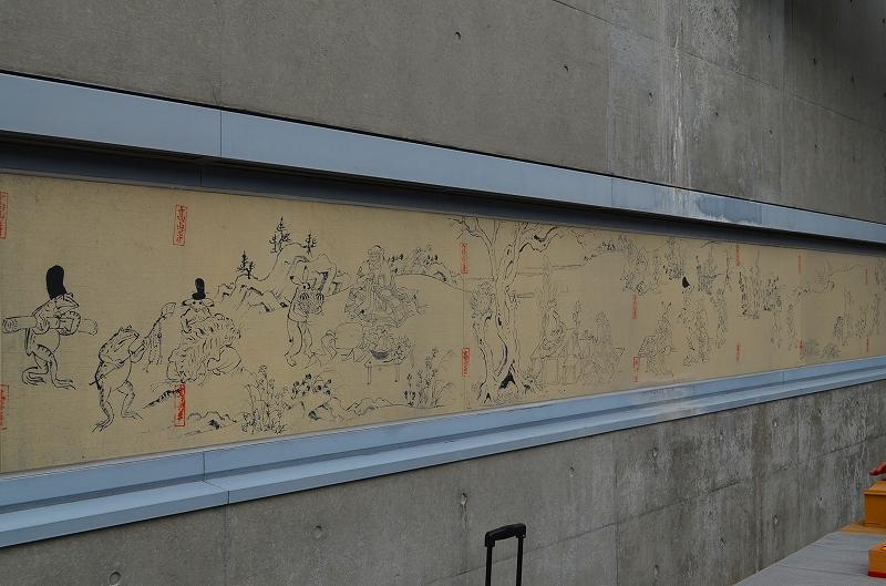 京都北山『陶板名画の庭』_e0237645_12503699.jpg