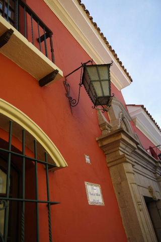 ボリビアの旅(38) 【ラパス】 コロニアルな雰囲気のハエン通り_c0011649_13182070.jpg