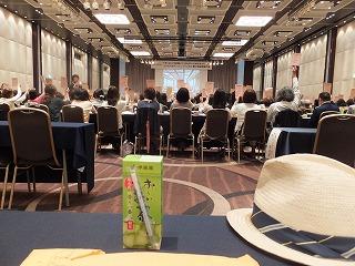 パルシステム東京代21回通常総代会にて_c0219972_11214754.jpg