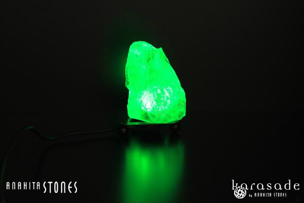 水晶原石ランプ(ブラジル産)_d0303974_13554779.jpg