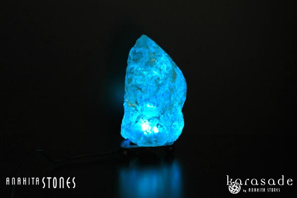 水晶原石ランプ(ブラジル産)_d0303974_1414156.jpg