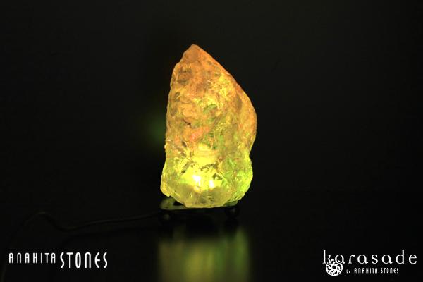 水晶原石ランプ(ブラジル産)_d0303974_1414869.jpg