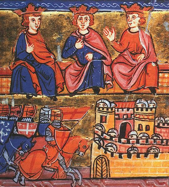 第四次十字軍東征-1204 搶劫君士坦丁堡_e0040579_0153787.jpg