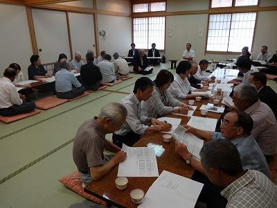 JA大和町OB会総会_b0092684_184265.jpg
