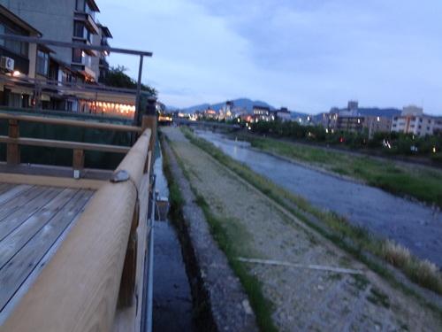 京都 川床 鳥初_f0093292_11142668.jpg