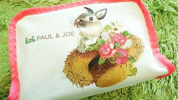 little PAUL&JOEのお洋服 & きなこお姉さん_d0224894_15194570.jpg
