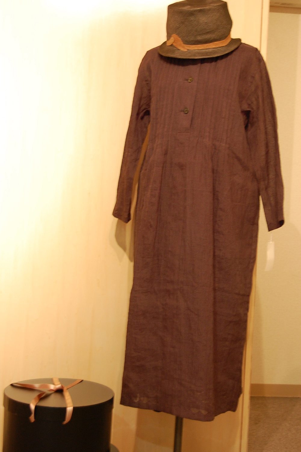 今野親子さんの夏服と間宮和子さんのシゾールの夏帽子_a0112812_22374020.jpg
