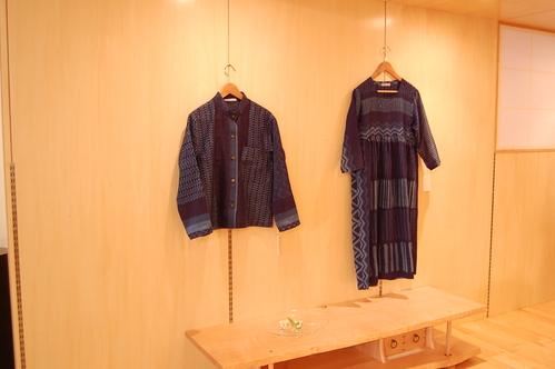 今野親子さんの夏服と間宮和子さんのシゾールの夏帽子_a0112812_2240402.jpg