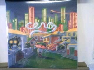 cero / WORLD RECORD (2LP)  / My Lost City (LP) _b0125413_14214314.jpg