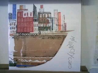 cero / WORLD RECORD (2LP)  / My Lost City (LP) _b0125413_14215556.jpg